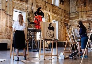 Марафон рисовальщиков в FUTURO