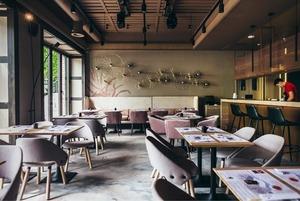 Третий Buba by Sumosan, ресторан от создателей Crabs are Coming и перезапуск Pie Point