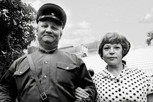 Камера наблюдения: Москва глазами Татьяны Ильиной
