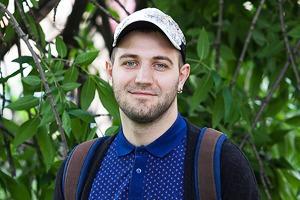 Внешний вид (Петербург): Артем Тиунов, проектировщик и дизайнер интерфейсов в JetBrains