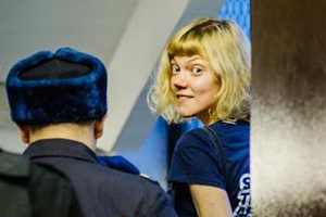 «В камере я много танцевала»: Активистка Arctic Sunrise о загрязнении Арктики и российской тюрьме