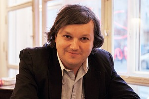Любимое место: Антон Хмельницкий о «Кофемании»