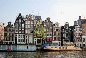 Сколько стоит жизнь в Амстердаме