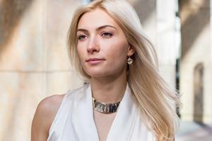 Арина Слынко, вице-президент российского холдинга лёгкой промышленности «БТК групп»