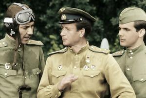 Иностранцы смотрят кино про Великую Отечественную войну