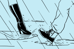 Климат-контроль: Как ухаживать за обувью в разную погоду