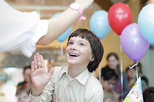 Как делать праздники для детей с особенностями развития