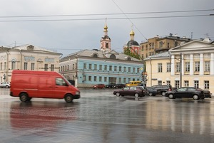 Когда в Москве закончатся дожди?