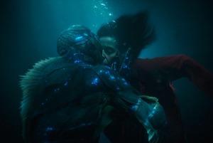 «Форма воды»: Земноводная любовь немой уборщицы и подопытной амфибии