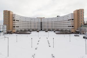 Как выглядит самая большая в России инфекционная больница