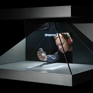 Кто, если не Displair: 5 технологий проекции изображения без экрана