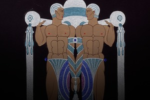 Эрте в Эрмитаже: Что нужно знать о классике ар-деко и пионере унисекса