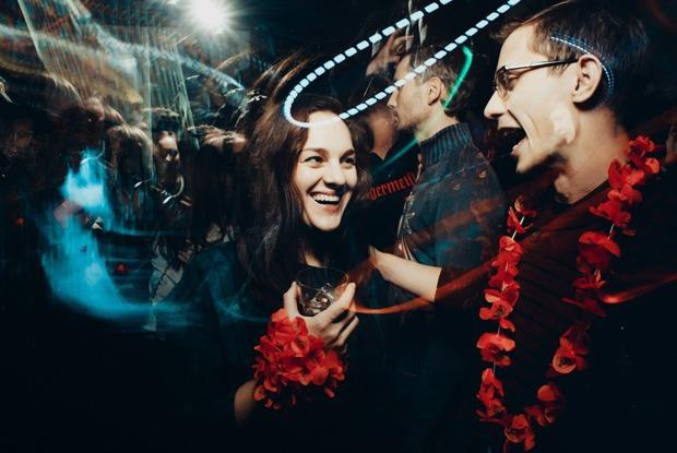 30 вечеринок в Новый год