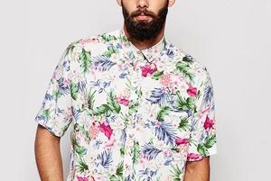 Шесть мужских рубашек
