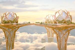 Иностранный опыт: 8 фантастических городских проектов