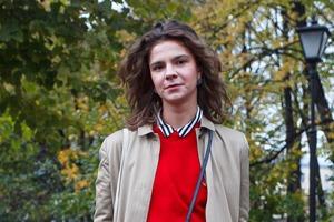 Внешний вид: Екатерина Полякова, креативный директор Indoor Group