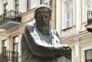 «Тайная жизнь петербургских памятников — 2»: Достоевский на Большой Московской