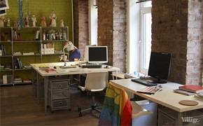 Офис недели: Студия дизайна Kapodaki