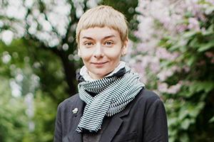 Внешний вид: Яна Якубёнок, художник по макияжу и причёскам