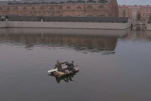 Художник Антон Make Польский — о том, что не так с Новой Голландией