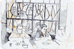 Клуб рисовальщиков: Бар «Пропаганда»