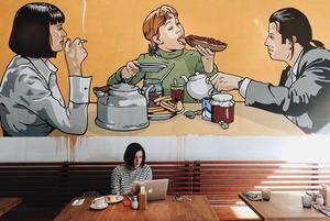 Local People на Большой Грузинской, очередной крафтовый бар и капустное меню