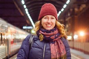 Люди в городе: Последний воскресный поезд Петербург — Москва