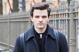 Внешний вид (Петербург): Алексей Громов, художник, арт-директор бара