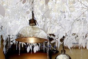 Фоторепортаж: Новогодние интерьеры ресторанов и кафе