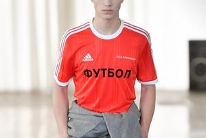 Совместная коллекция adidas Football и Гоши Рубчинского