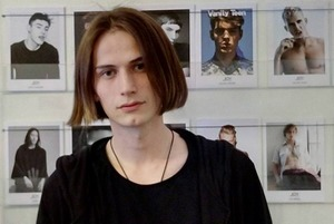 «Я работал моделью в Европе и Азии»