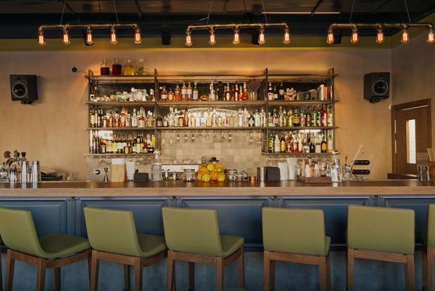 Ресторан-бар Room на Фонтанке