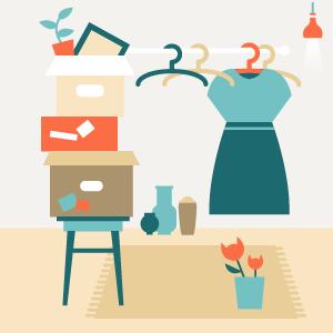 Как навести порядок в квартире