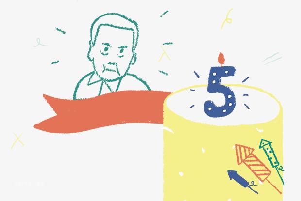 Настольная игра «Пять лет Сергея Собянина»