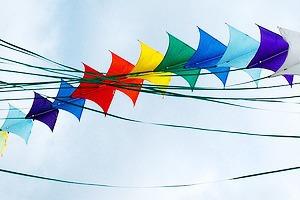 Выходные в городе: Фестиваль воздушных змеев, открытие «А2» и праздник урожая