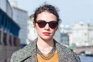 Внешний вид: Олеся Апрельская, художник-постановщик