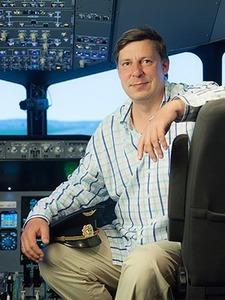 TFT.aero: Авиасимулятор для рекламы