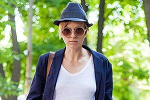 Внешний вид (Киев): Таня Кремень, соосновательница магазина «Пюре»