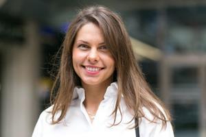 Нина Квасняк, менеджер по связям с общественностью