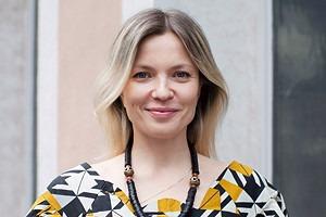 Внешний вид: Ольга Самодумова, основатель проекта Peremotka