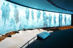 Новое место: Еврейский музей и Центр толерантности