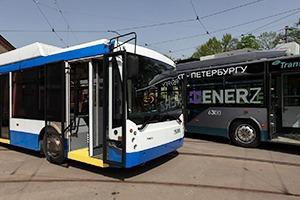 Троллейбусы будущего с автономным ходом