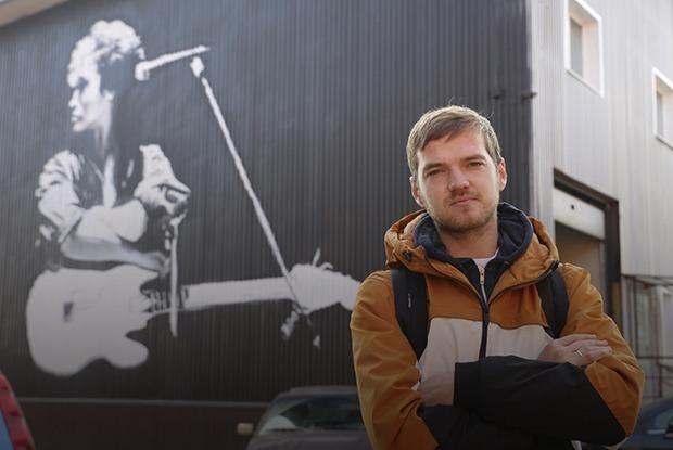 Идеи на поверхности: «Я рисую граффити в Иркутске»
