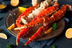 Три лучших ресторана с крабами в Екатеринбурге