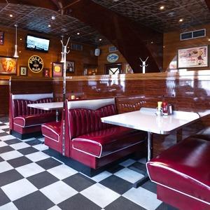 Дайнер-бар Long Island