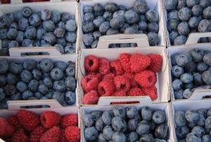 28 овощей, фруктов и ягод, которые нужно покупать в июле
