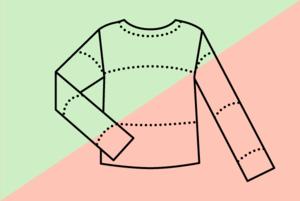 Самый дорогой и самый демократичный свитеры в онлайн-магазине Asos