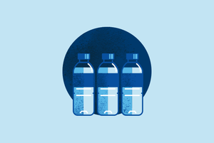 Сколько на самом деле стоит бутылка воды