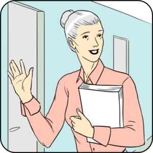 Правила поведения для офисных сотрудников