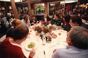 Разговоры на ужине: Фермерские продукты в Москве